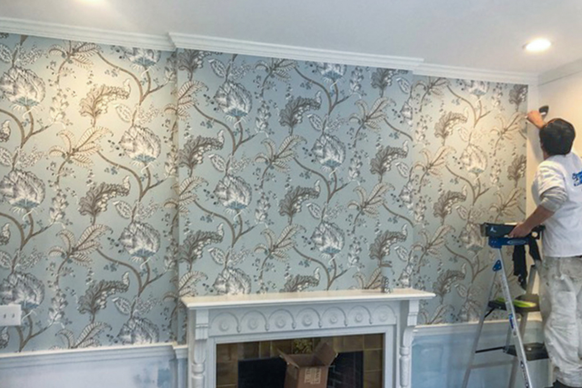 Castle Complements Painting Wallpaper Installation Header1200