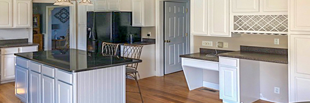 Castle Complements Painting Kitchen Cabinets Blog Header
