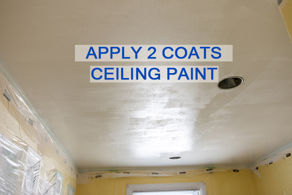 Castle Complements Painting Peeling Ceiling Paint Apply 2 Coats Ceiling Paint_IMG_9741b