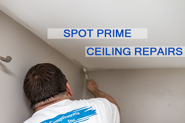 Castle Complements Painting Peeling Ceiling Paint Spot prime Ceiling Repairs_IMG_9737b