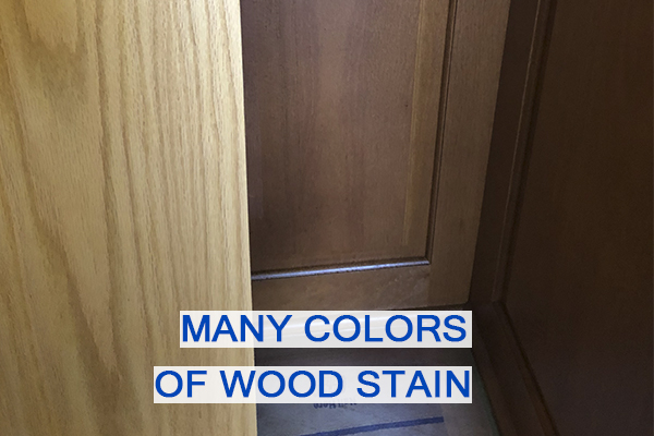 Castle Complements Painting Stain Wood Many Colors of Wood Stain_IMGb_3228