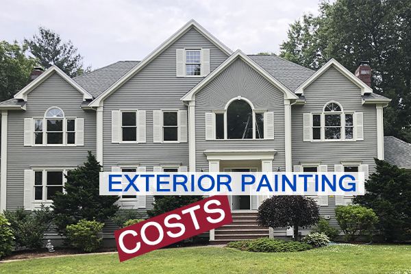 Cost To Paint A House Castle Complements Painting