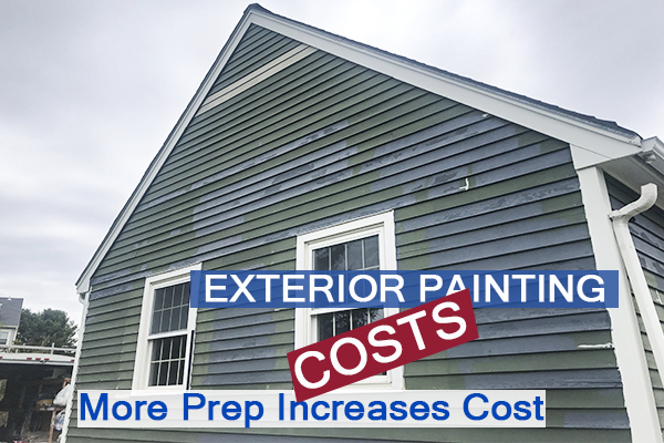 1961- Castle Complements Painting Exterior Painting More Prep More Costs