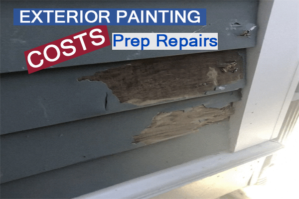 2206- Castle Complements Painting Exterior Painting Prep Repairs