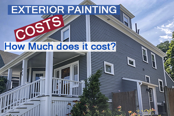 2266- Castle Complements Painting Exterior Painting How Much