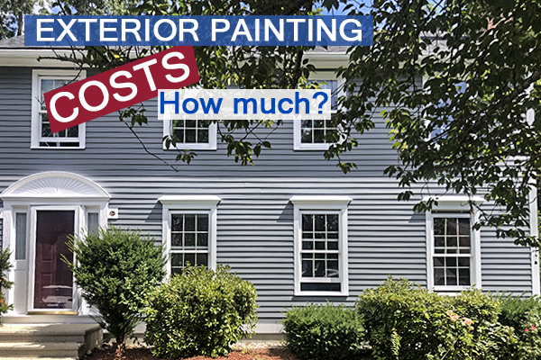 2430- Castle Complements Painting Exterior Painting How much Cost