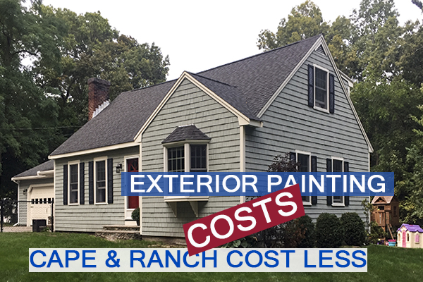 6690- Castle Complements Painting Exterior Painting Cape and Ranch