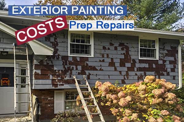 8180- Castle Complements Painting Exterior Painting Prep Costs