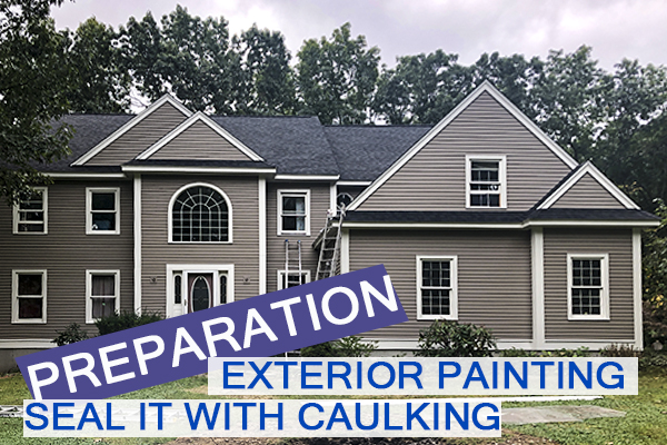 Castle Complements Painting Exterior Painting Preparation CAULKING_IMG_0760
