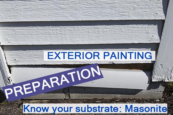 Castle Complements Painting Exterior Painting Preparation Masonite_IMG_par3