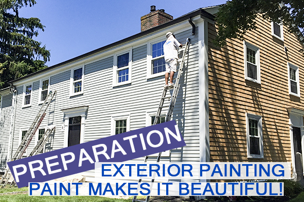 Castle Complements Painting Exterior Painting Preparation PAINT MAKES IT BEAUTIFUL_IMG_6423